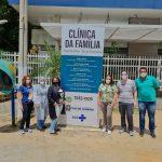 Clínica da Família na Vila Isabel recebe mais dois médicos residentes