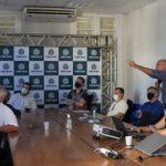 Prefeito Joa se reúne com representantes da Firjan e Três Rios adere ao Programa Calçada Acessível