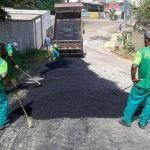 Prefeitura de Três Rios realiza uma série de obras nas vias públicas do município