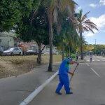 Secretaria de Serviços públicos inicia a semana com atividades de limpeza e manutenção nos bairros de Três Rios