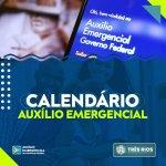 Confira o calendário do Auxílio Emergencial em 2021