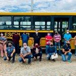 Motoristas da Secretaria de Educação participam de cursos do SEST-SENAT