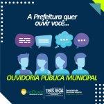 Três Rios disponibiliza ouvidoria pública municipal
