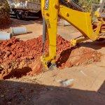 Prefeitura de Três Rios promove ações em estradas de Bemposta