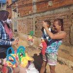 Programa Criança Feliz realiza Arraiá Delivery