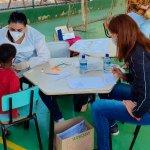 Programa Saúde na Escola realiza exames de Covid-19 em alunos da Rede Municipal de Ensino