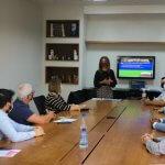 Prefeitura de Três Rios recebe a visita de representantes do Instituto Brasileiro de Música e Educação